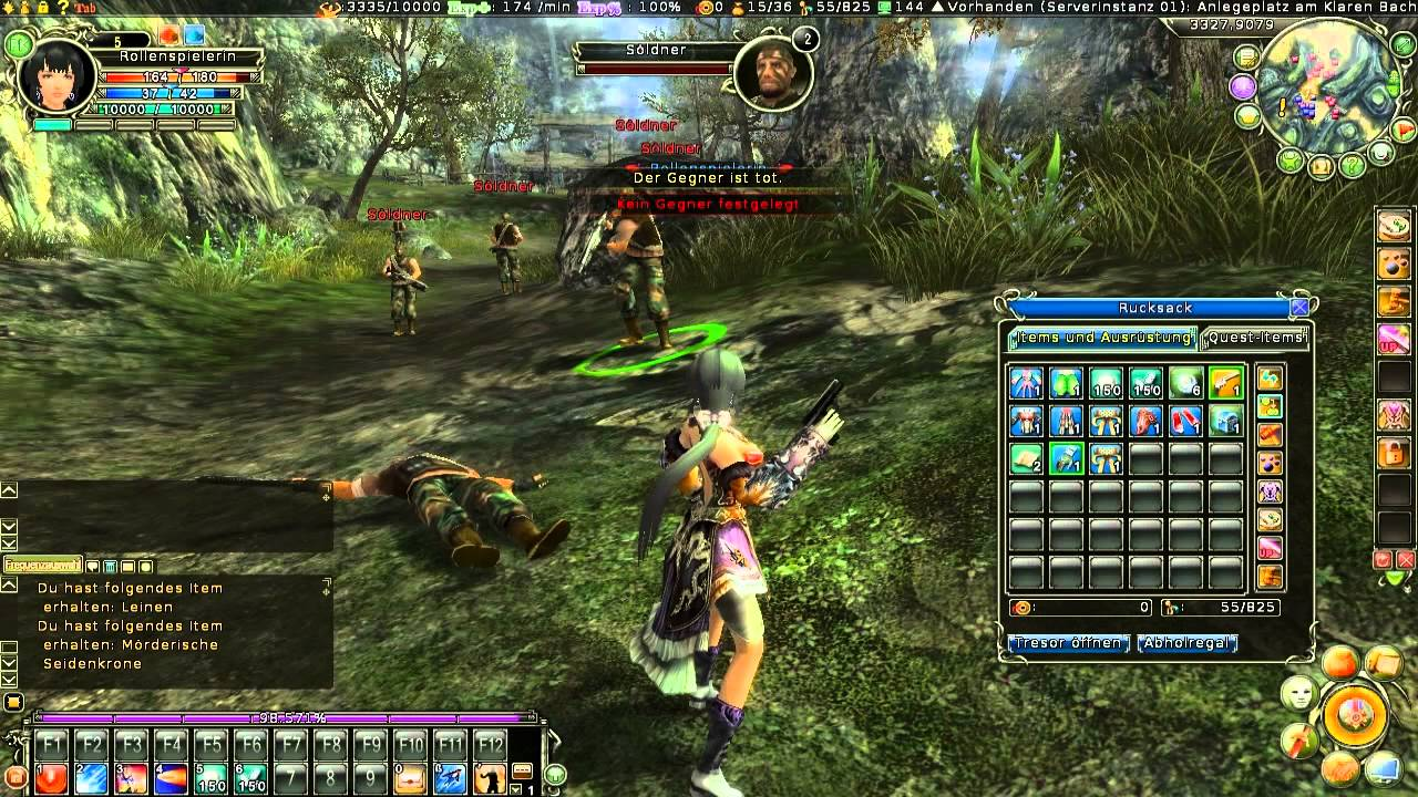 Ego Shooter Mmorpg