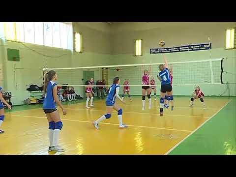 Открытый краевой турнир по волейболу собрал в Уссурийске сильнейшие составы школьников