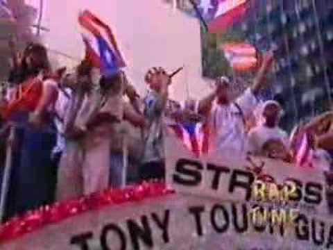 Daddy Yankee,Nottyboy & Pirin - Guatauba NY Live