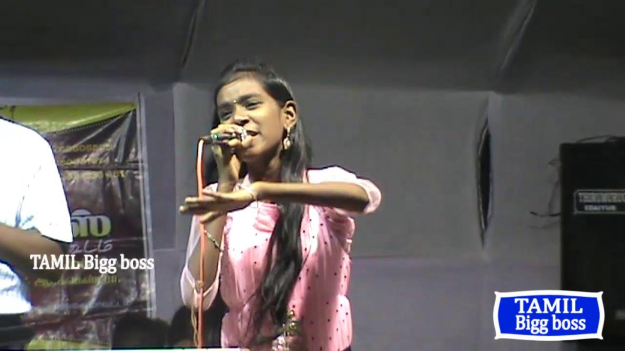 Atha maga unna nenachu alagu kavithai bgm song performing at.