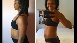 How I Lost Weight Fast in 8 Weeks | Intermittent Fasting Before and After