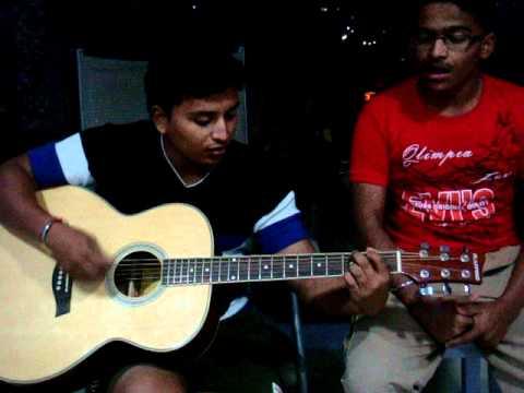 Green Day I Walk Alone Chords By Snehesh Youtube