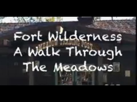 "Fort Wilderness ""The Meadow Recreation Area"