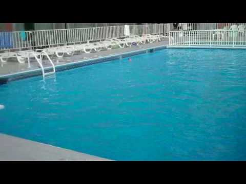 The Olympic Island Beach Resort at Wildwood Crest, NJ