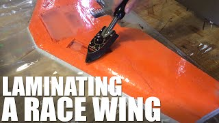 Laminating a Race Wing | Flite Test