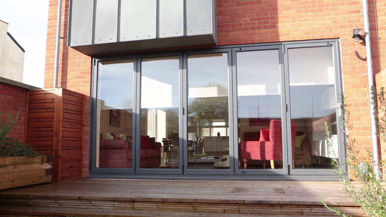 Bi fold Door Blinds | Video | Appeal Shading - YouTube