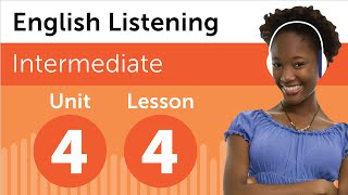 English Listening Comprehension - Listening to a English Weather Forecast