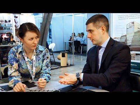 Решения Маккаферри для Горнодобывающей Промышленности - интервью на «Уголь России и Майнинг-2019»