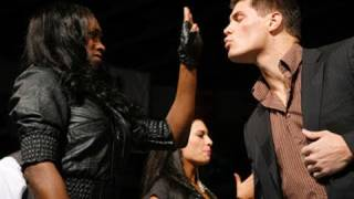 WWE NXT: NXT Rookie Diva Challenge - Kissing Contest, part two