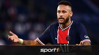 Neymar droht Mega-Sperre | SPORT1 - DER TAG