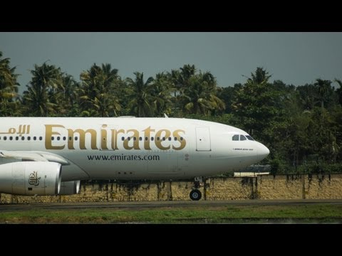 Plane Spotting at Kochi Airport - Part 2