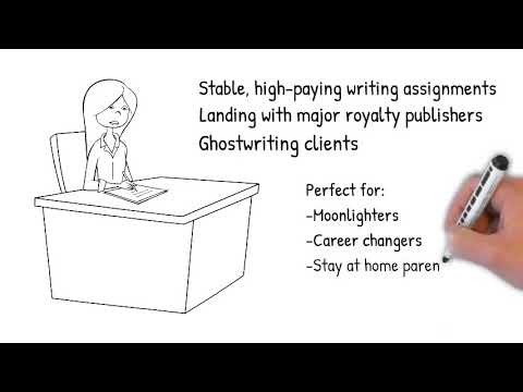Million Dollar Writer promo
