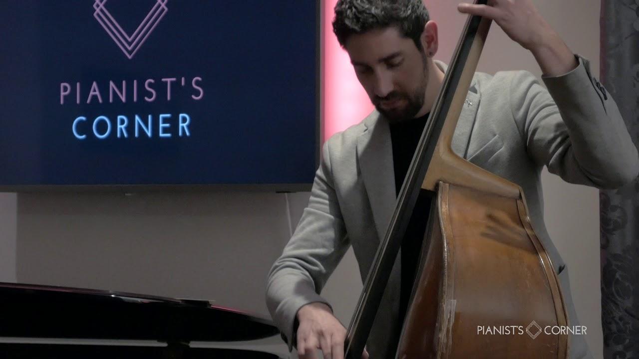 Joachim Caffonnette Trio - Live @ Pianist's Corner