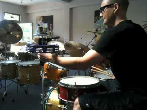 New Orleans Jazz Funk Drum Solo