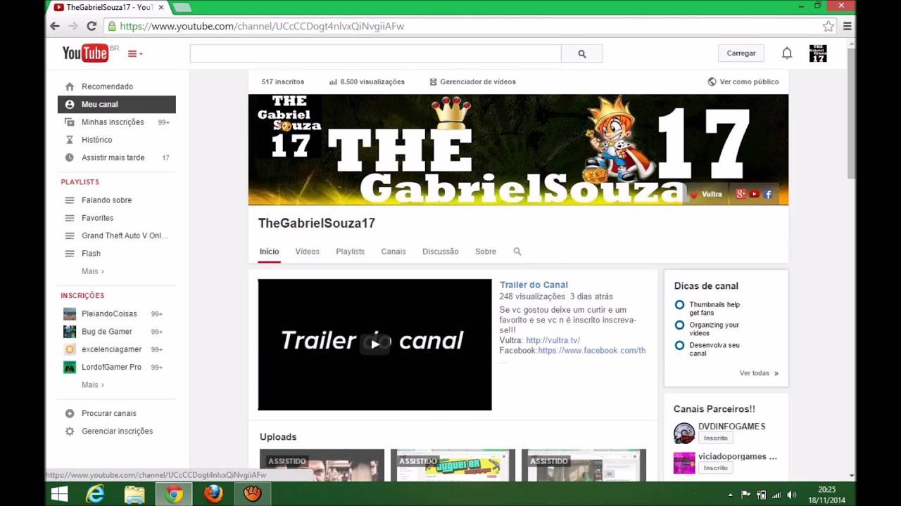Youtube.D3e