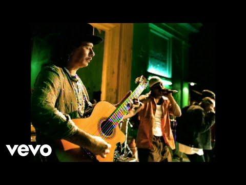 Santana - Maria Maria ft. The Product G&B (Official Video)