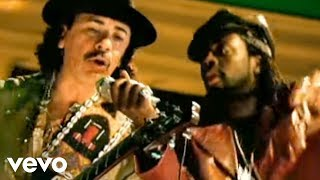 Santana - Maria Maria ft. The Product G&ampB (Official Video)