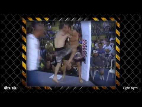 JONATAS BERNARDO / ALEMÃO FIGHT GYM