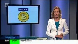 Horizont ČT24: Bitcoin