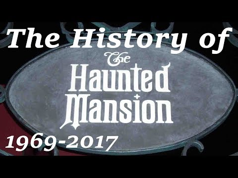 Interesting Watch: The History of The Haunted Mansion