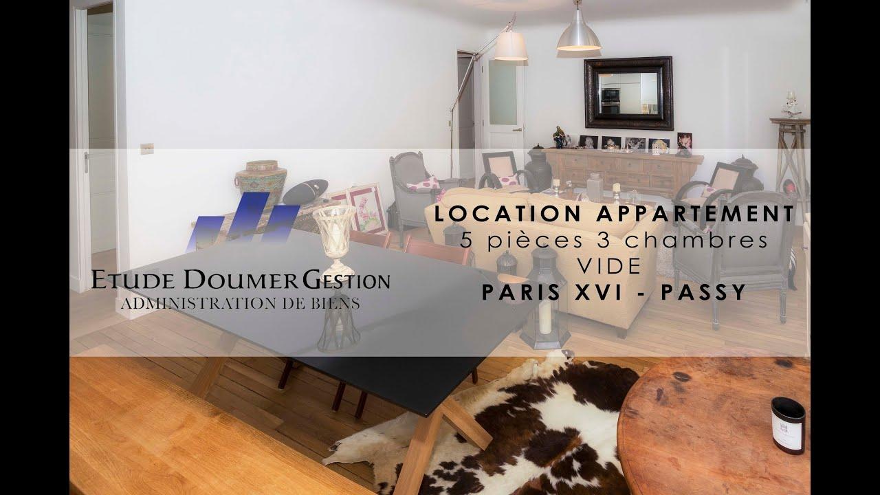 Superieur Location Appartement Paris   3 Chambres