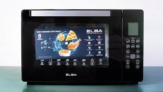 ELBA 烤箱開箱 - 烤箱 推薦 - 烤箱選購指南