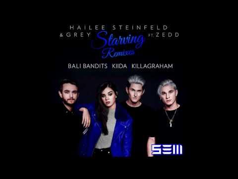 Hailee Steinfeld & Grey- Starving (feat....