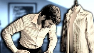Is this the Best Shirtmaker In The World? Bespoke Shirt Fitting with Wil Whiting thumbnail