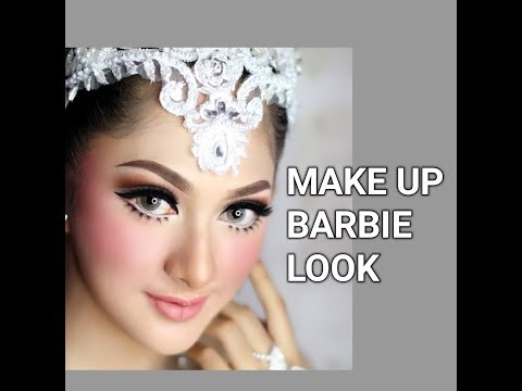 """makeup """"Barbie Look"""" with kosmetik LT Pro Profesional Makeup by Yohanes Soelarso"""