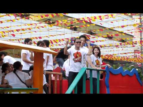 Kapamilya Float - Sinulog 2012 Travel Video