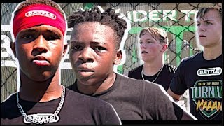 🔥🔥 Under The Radar Youth Exposure Camp (Charlotte, NC) - #UTR Action Packed Highlight Mix