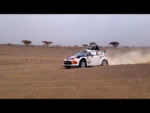 Dubai Rally 2012