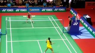 Live match of pv sindhu