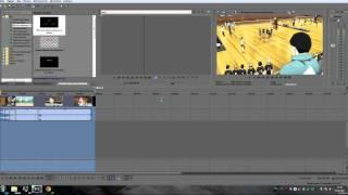 Основы АМВ в сони вегас про 13 [ АМВ ] [ AMW ] [ Anime - AMV ] [ аниме ]