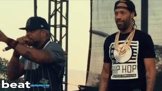 Method Man & Redman Live Performance at The Queen Mary