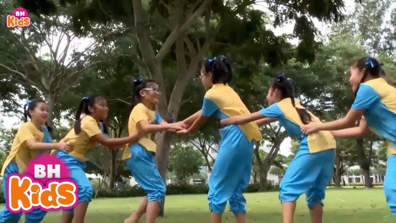 Cùng Chơi Cùng Hát Đồng Giao ♫ Nhạc Thiếu Nhi Vui Nhộn Cho Bé