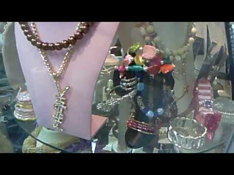 New expanded jewelry and collectibles room