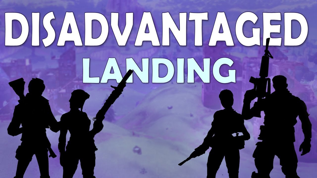 DISADVANTAGED LANDING! Ft  NOAHJ456, AVXRY, & CaMiLLS