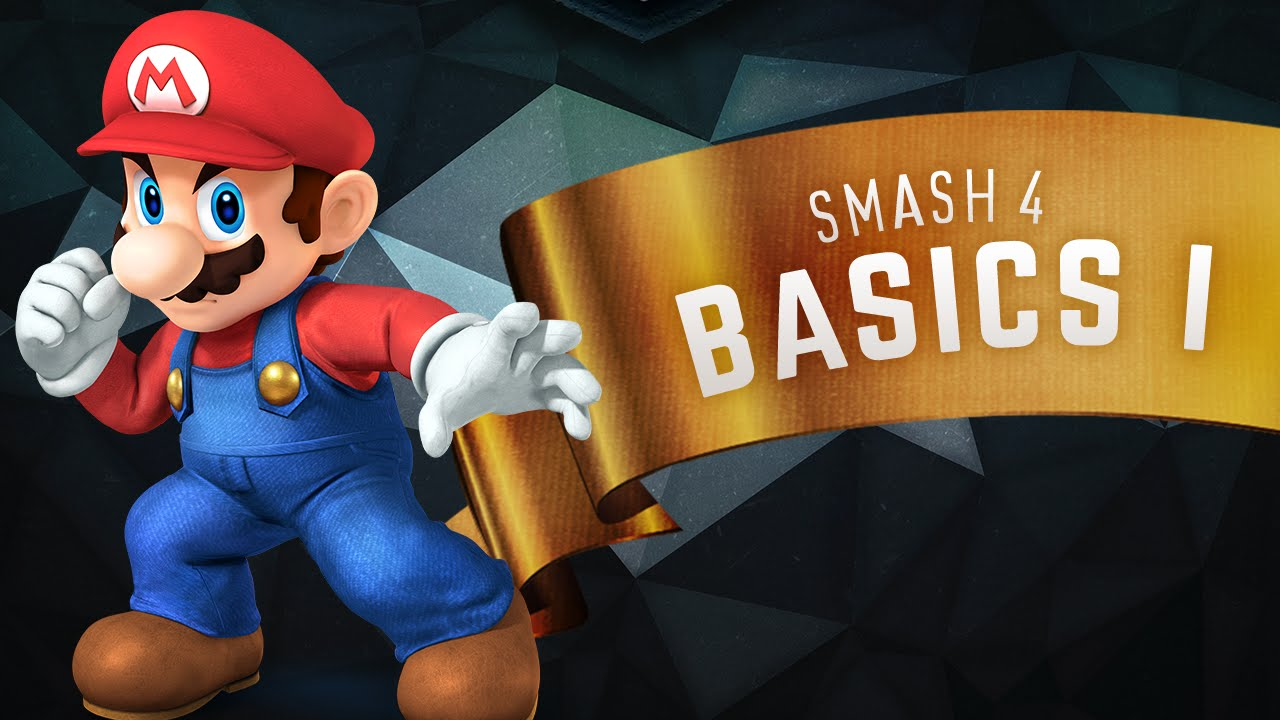 Wii U/3DS Basics: Part 1 - Super Smash Academy