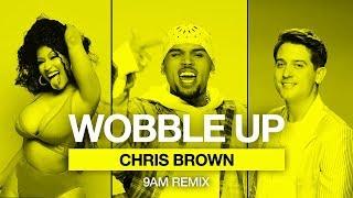 DJ Noize presents Chris Brown - Wobble Up (9AM Remix) ft. Nicki Minaj, G-Eazy