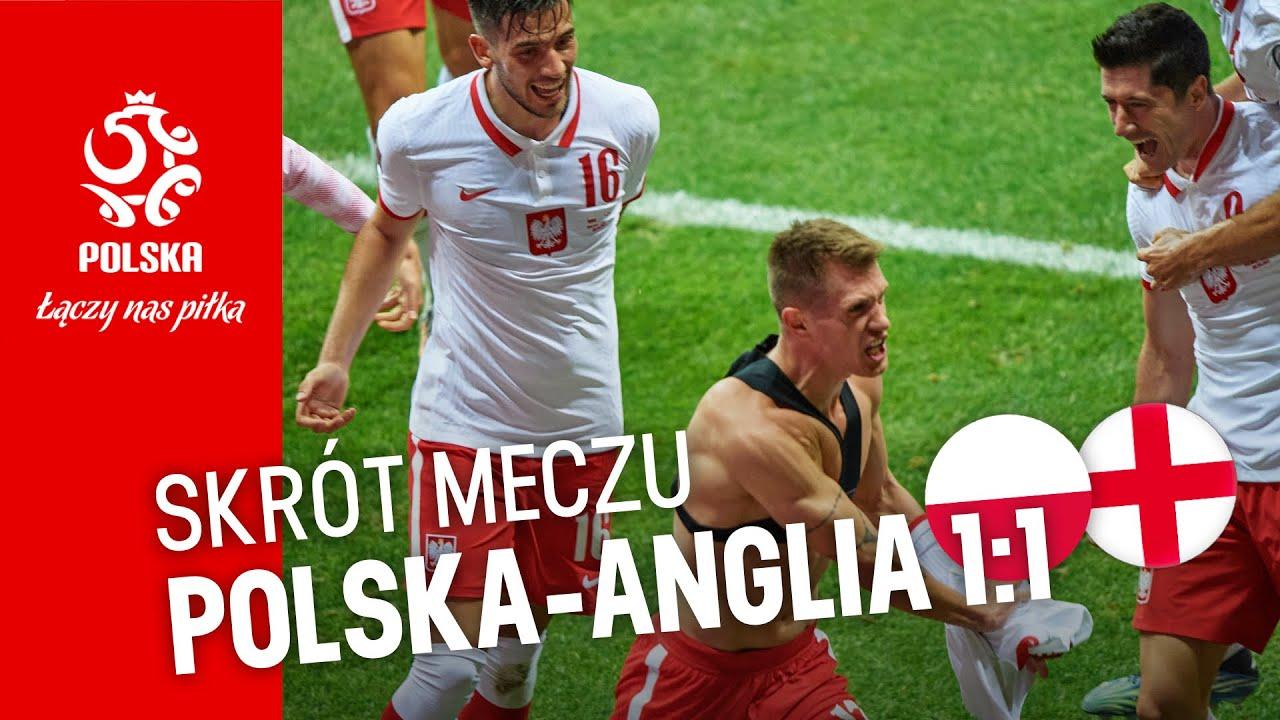 Download OBSZERNY SKRÓT meczu POLSKA – ANGLIA (1:1)