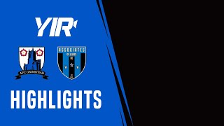 Highlights | Afc Grinstead v Associates FC | 14.05.21