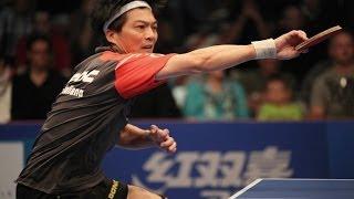 ITTF Legends Tour Highlights: Jiang Jialiang Vs Jean Michel Saive (1/2 FINAL)