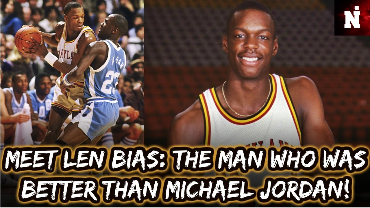 a8886bb29744 Meet Len Bias  The NBA Player Who Was Better Than Michael Jordan ...