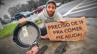 PRECISO DE 1$ PRA COMER! *me ajuda*