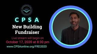 CPSA New Building Fundraiser 2020