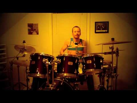 Thousand Foot Krutch - Quicken [Drum Cover by Chris Field]