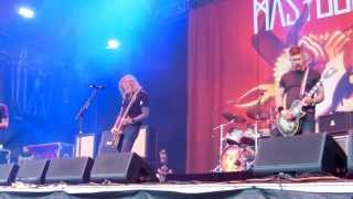 Mastodon - Octopus Has No Friends - Heavy MTL 2013