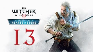 WITCHER 3: Hearts of Stone #13 - Are people ruder when your face is shaved?