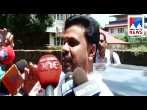 Actress abduction: Dileep arrives at Aluva Police club to give statement   Manorama News